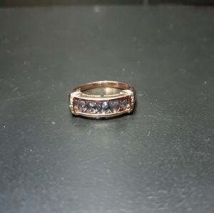 AAA Tanzanite Ring B10